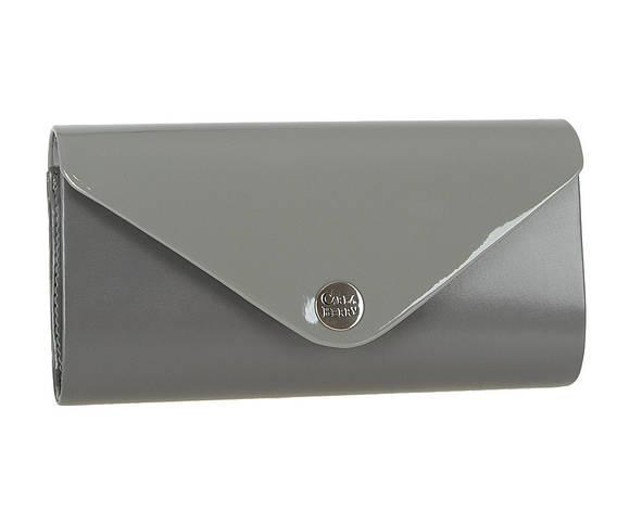 Вечерний клатч Carla Berry B55 Серый, фото 2