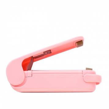 Запаиватель для пакетов Lash Secret Розовый