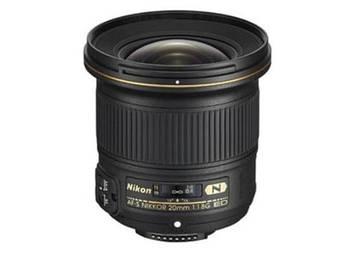 Объектив Nikon 20mm f/1.8G ED AF-S Nikkor (JAA138DA)