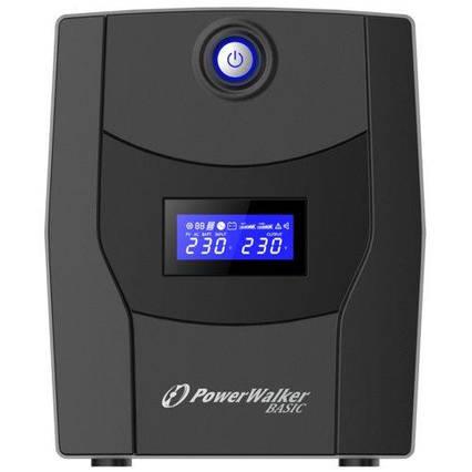 ИБП (UPS) линейно-интерактивный Power Walker VI 1500 STL FR