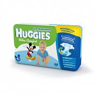 Huggies Ultra Comfort для мальчиков 4+ ( 10-16 ) 68 шт!
