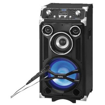 Power audio AEG EC 4834