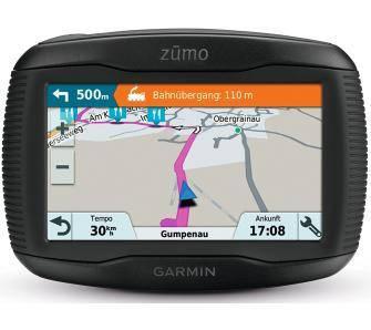 Навигатор для мотоцикла Garmin Zumo 395LM (010-01602-00)