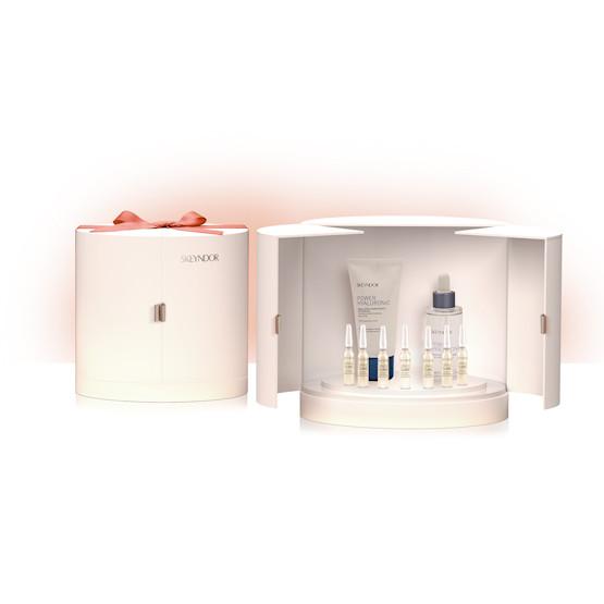 Подарочный набор для нормальной и комбинированной кожи Skeyndor POWER HYALURONIC