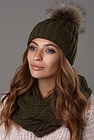 Зимовий жіночий комплект Дженіфер