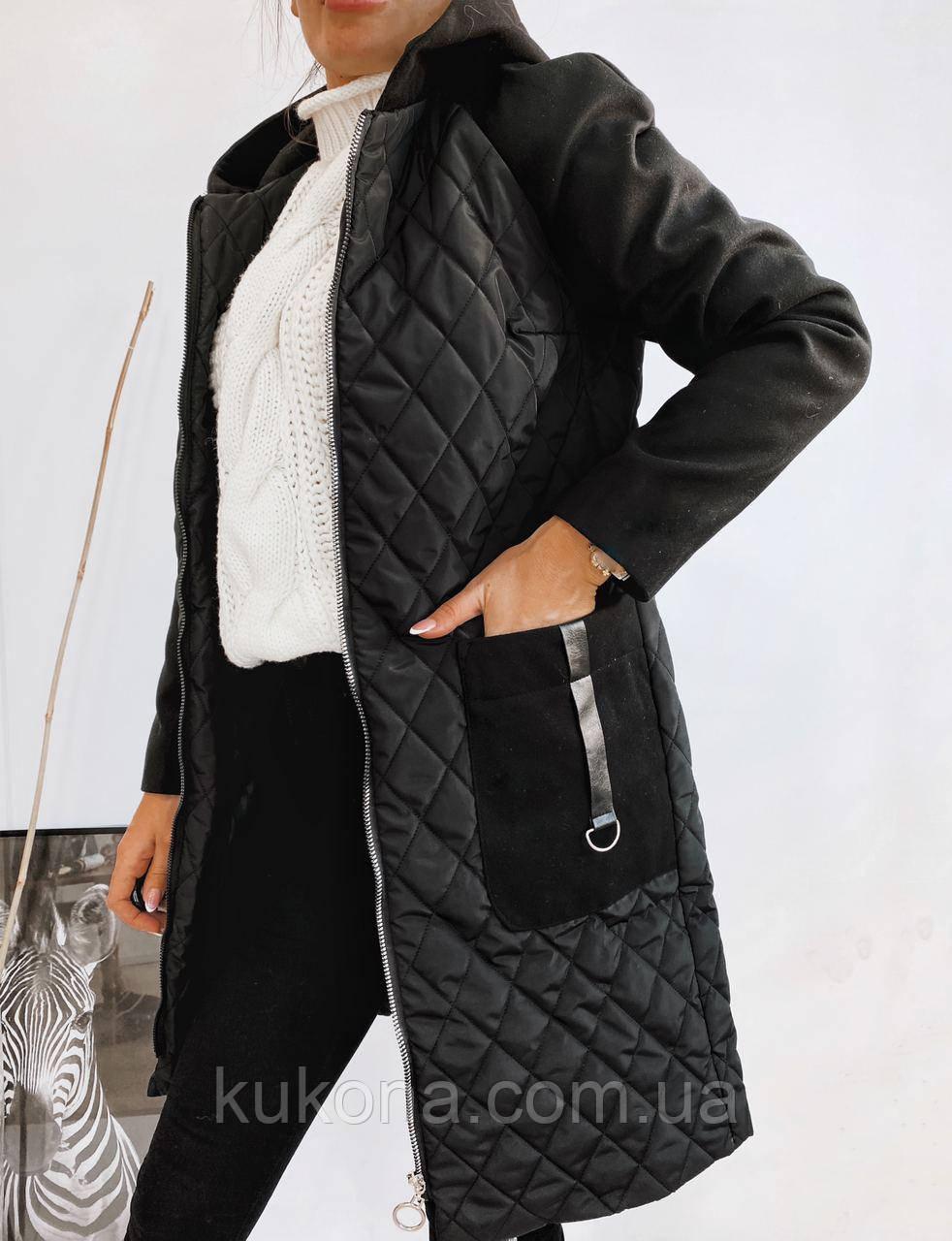 Пальто тренч женский. Цвета: черный, бордо. Размеры: 42-44, 46-48, 48-50, 52-54.