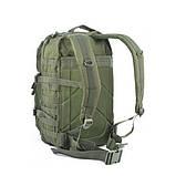 Рюкзак штурмовой большой Mil-Tec олива 36 л, фото 2