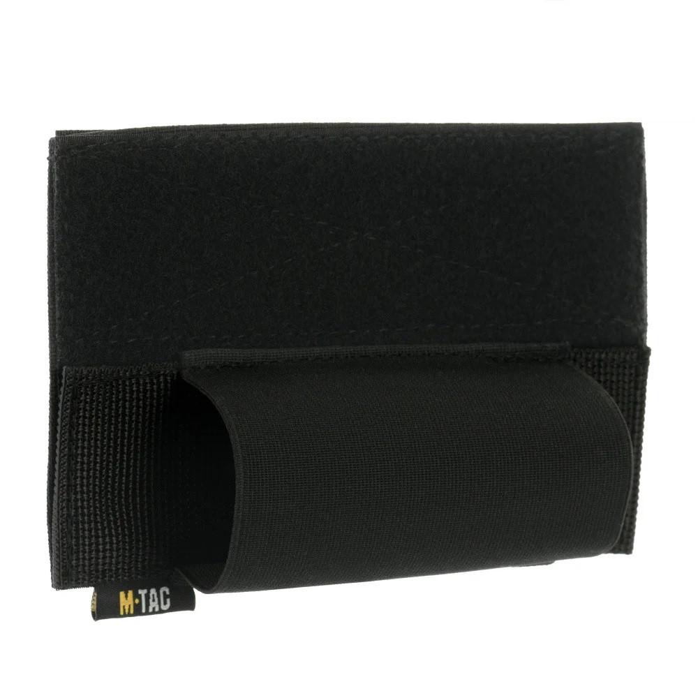 M-Tac подсумок для турнікета еластичний на липучці Black