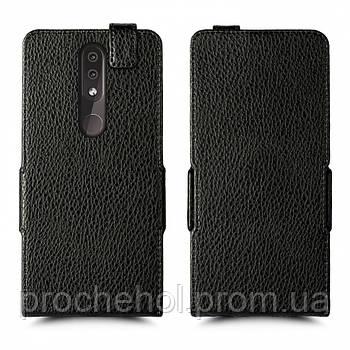 Чехол флип Liberty для Nokia 4.2 Черный