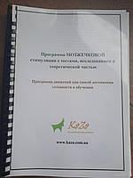 Программа МОЗЖЕЧКОВОЙ стимуляции с тестами, исследованием и теоретической частью, фото 1