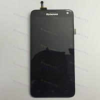 Модуль Дисплей+Тачскрін для Lenovo S580 (LCD+Touch Screen), фото 1