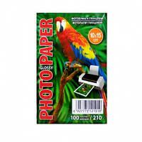 Фотобумага Magiс A6 210 10x15 Glossy