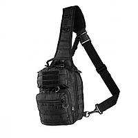 M-Tac сумка Urban Line City Hunter Hexagon Bag Black