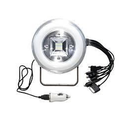 Світлодіодна лампа SunShare прожектор з зарядками З -54