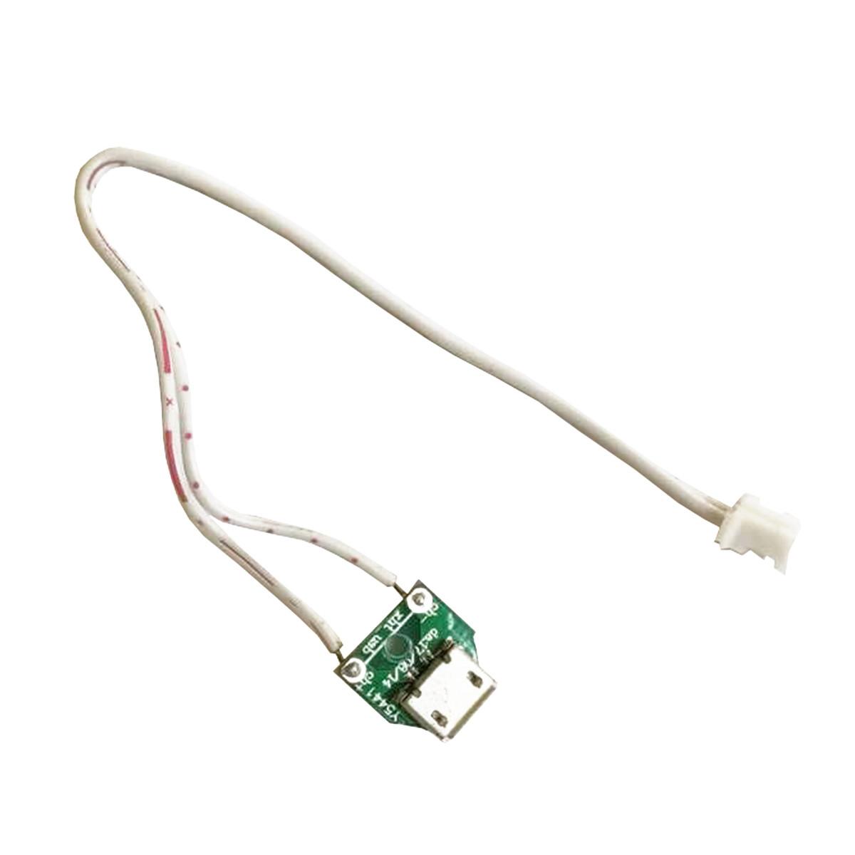 Аспиратор запчасти LITTLE BEES (LB-008) разъем microUSB для зарядки