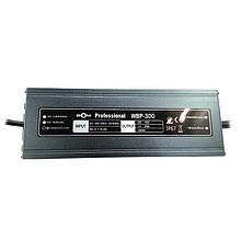 Блок питания BIOM WBP-300 300Вт 12В 25А Металл IP67 Премиум