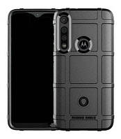 Чехол Rugged Shield для Motorola Moto G8 Play