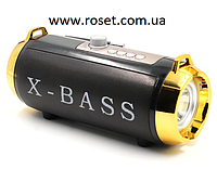 Радио колонка с фонарем и солнечной панелью RX BT180Sмм, фото 1