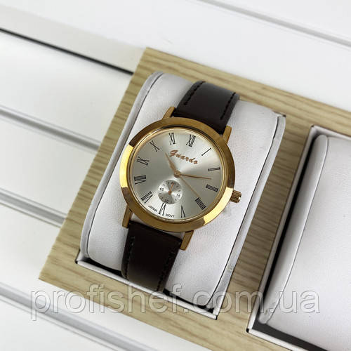 Guardo 10509 Brown-Cuprum-White