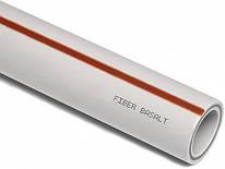 Труба FIBRE BASALT 25x3,5 полипропилен Hi-Therm