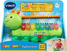 Музыкальная гусеница ксилофон VTech Zoo Jamz Xylophone Оригинал из США
