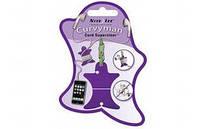 Органайзер для наушников Curvyman фиолетовый
