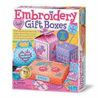 Набор для вышивания крестиком 4M Подарочные коробочки (00-04666)