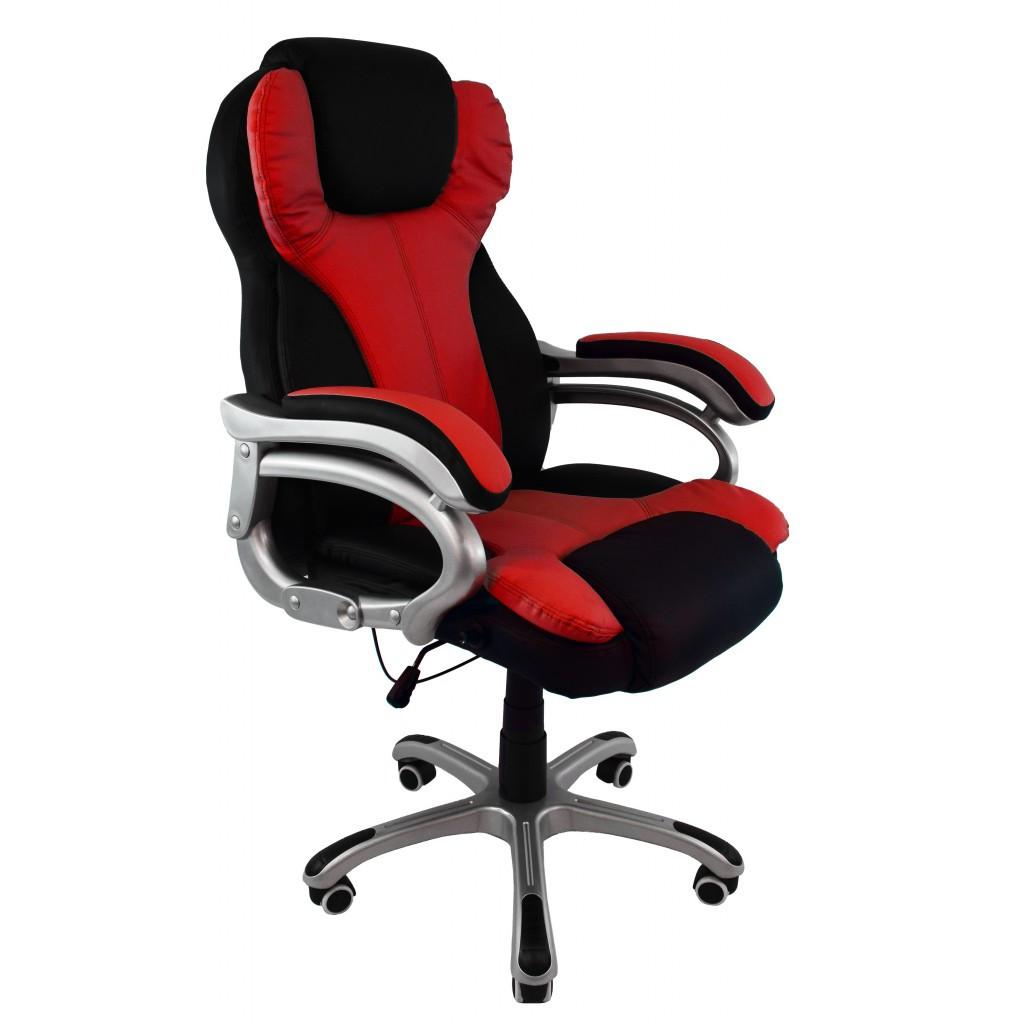 Крісло Bonro O8074 червоне