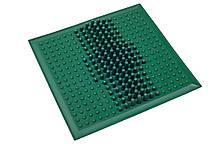 Коврик резиновый WAVE от плоскостопия зеленый