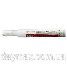 ElectroHouse LED лампа лінійна T8 18W 6500K 1620Lm 120 см