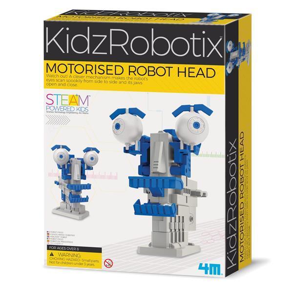 Научный набор 4M Роботизированная голова (00-03412)