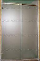 Душевые перегородки из стекла с раздвижной дверью, фото 1