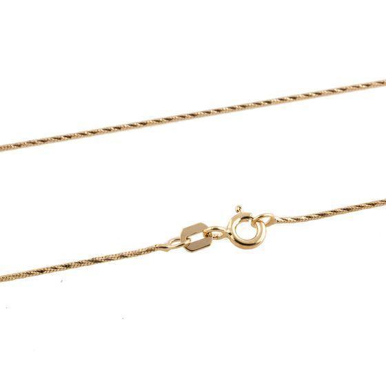Серебряная цепочка pSilverAlex без камней (1099995) 450 размер