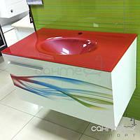 Мебель для ванных комнат и зеркала Marsan Тумба подвесная без раковины Marsan Natalie 900