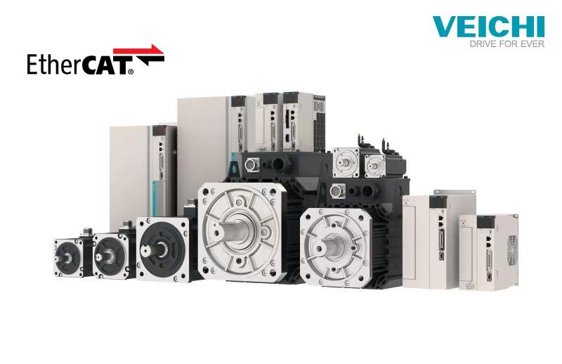Комплектный сервопривод 7,5 кВт 1500 об/мин 48 Нм 3х380В энкодер 23 бита SD700 EtherCAT