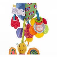 """Мягкая игрушка - подвеска """"Забавный шарик"""""""