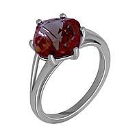 Серебряное кольцо DreamJewelry с Султанит султанитом 3.83ct (2050988) 18 размер, фото 1