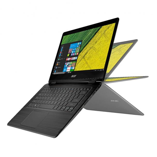 Б/У Acer Spin 5 SP513-51  13.3″ FullHD IPS  I5-7200U/DDR4 8 GB/SНет в наличии