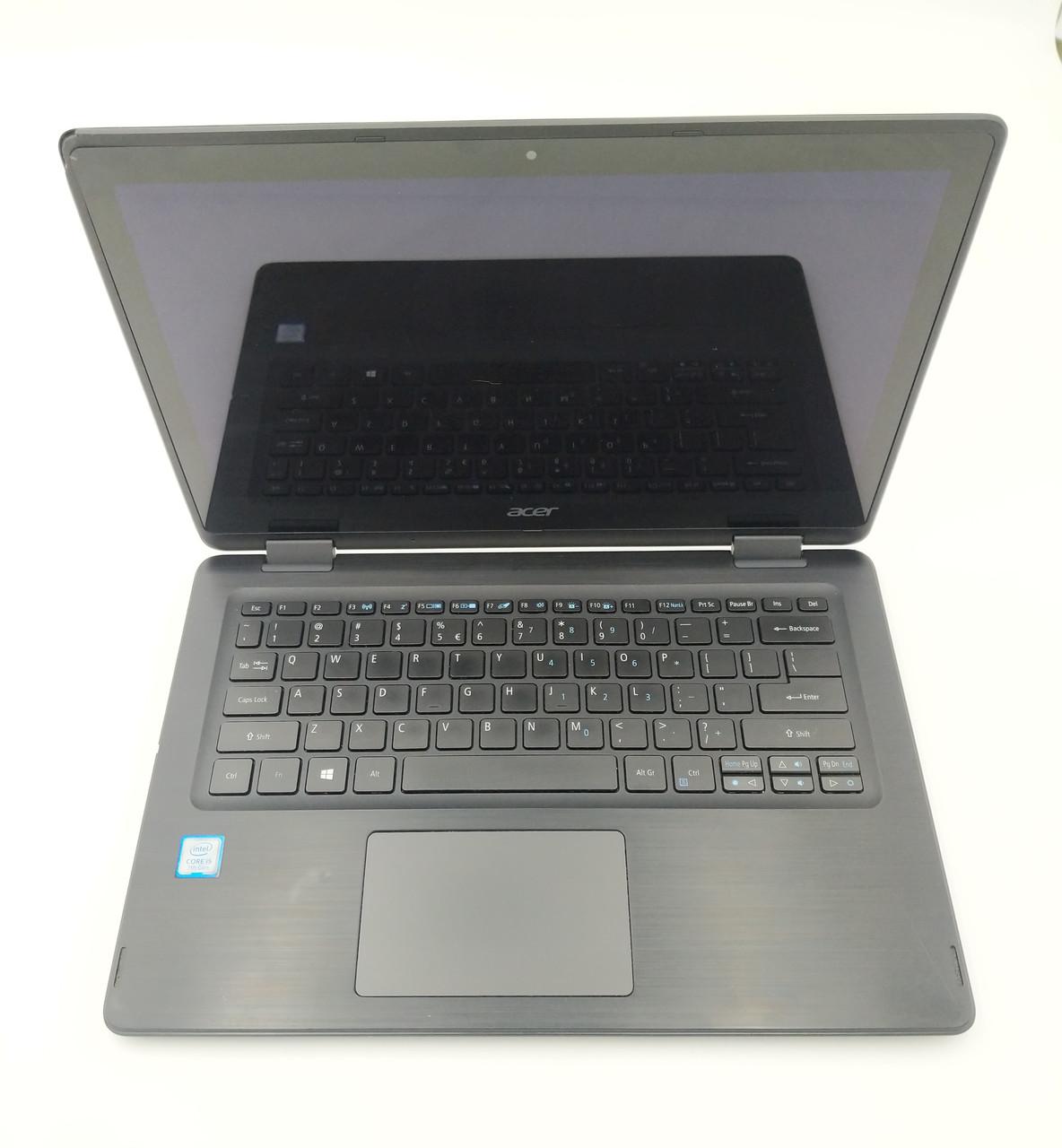Б/У Acer Spin 5 SP513-51  13.3″ FullHD IPS  I5-7200U/DDR4 8 GB/SНет в наличии 3