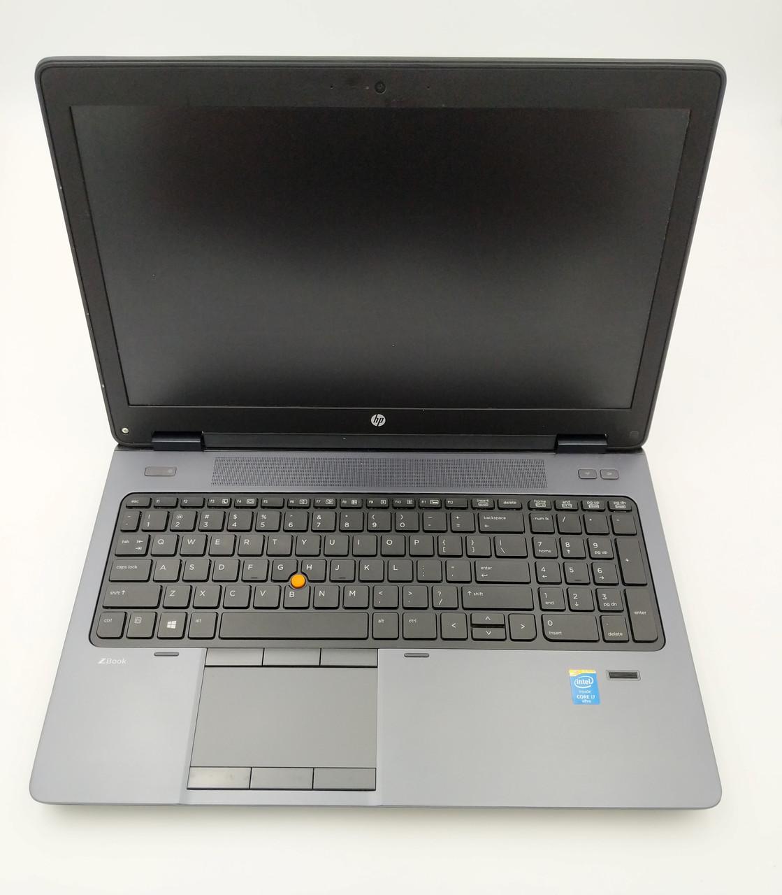 Б/У HP ZBOOK 15 G2 FHD IPS 15.6 I7-4800MQ/ 16 GB /SSD 128ГБ + HDD 750 Нет в наличии 3