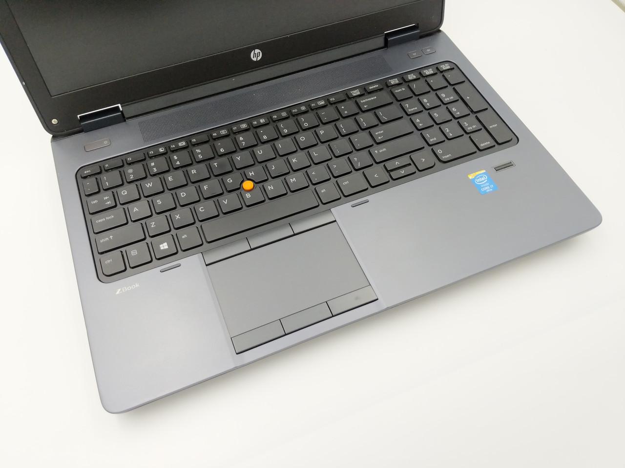 Б/У HP ZBOOK 15 G2 FHD IPS 15.6 I7-4800MQ/ 16 GB /SSD 128ГБ + HDD 750 Нет в наличии 4