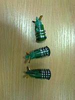 Лампа приборного щитка зеленая