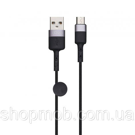 USB XO NB117 Micro Цвет Чёрный, фото 2