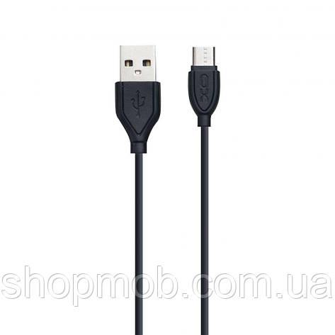 USB XO NB8 Micro Цвет Чёрный, фото 2