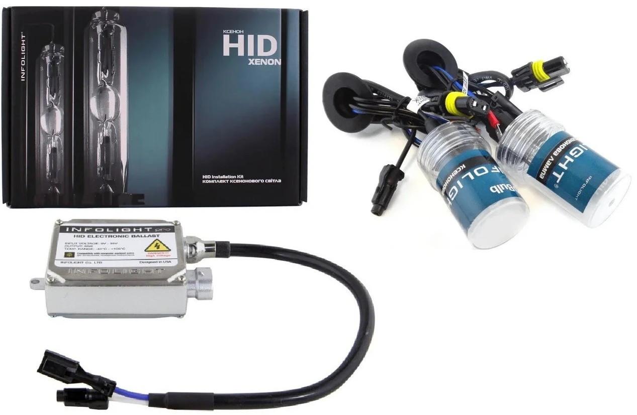 Комплект ксенона Infolight PRO H7 4300K 35W CANBUS (P101039)