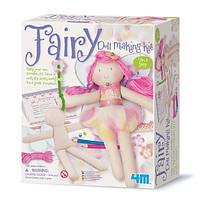 Набор для творчества 4M Кукла-фея (00-02732), фото 1