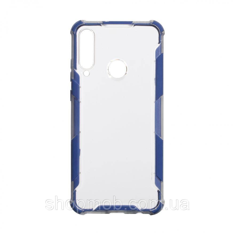 Чохол Armor Case Clear Color for Huawei Y6P Eur Ver Колір Синій