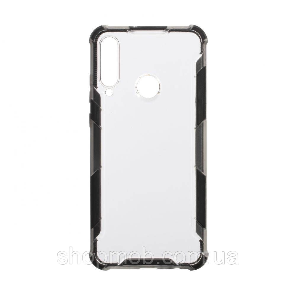 Чохол Armor Case Clear Color for Huawei Y6P Eur Ver Колір Чорний