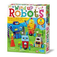 Игровой набор 4M Заводные роботы (00-04655), фото 1