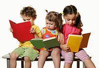Как пробуждать интерес детей к книгам и чтению.